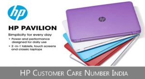 HP Customer Care Number India | HP Service Centers India