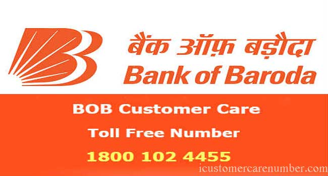 bank of baroda customer care
