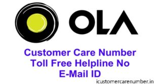 ola customer care number