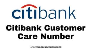 Citibank Customer Care