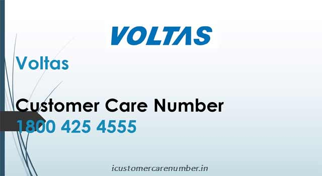 voltas customer care