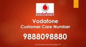 Vodafone Customer Care Number | Vodafone Postpaid & Prepaid Toll Free Helpline