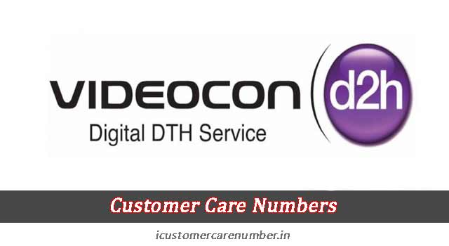 videocon dth customer care