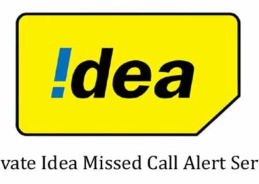 How to Activate Idea Missed Call Alert Service 2020